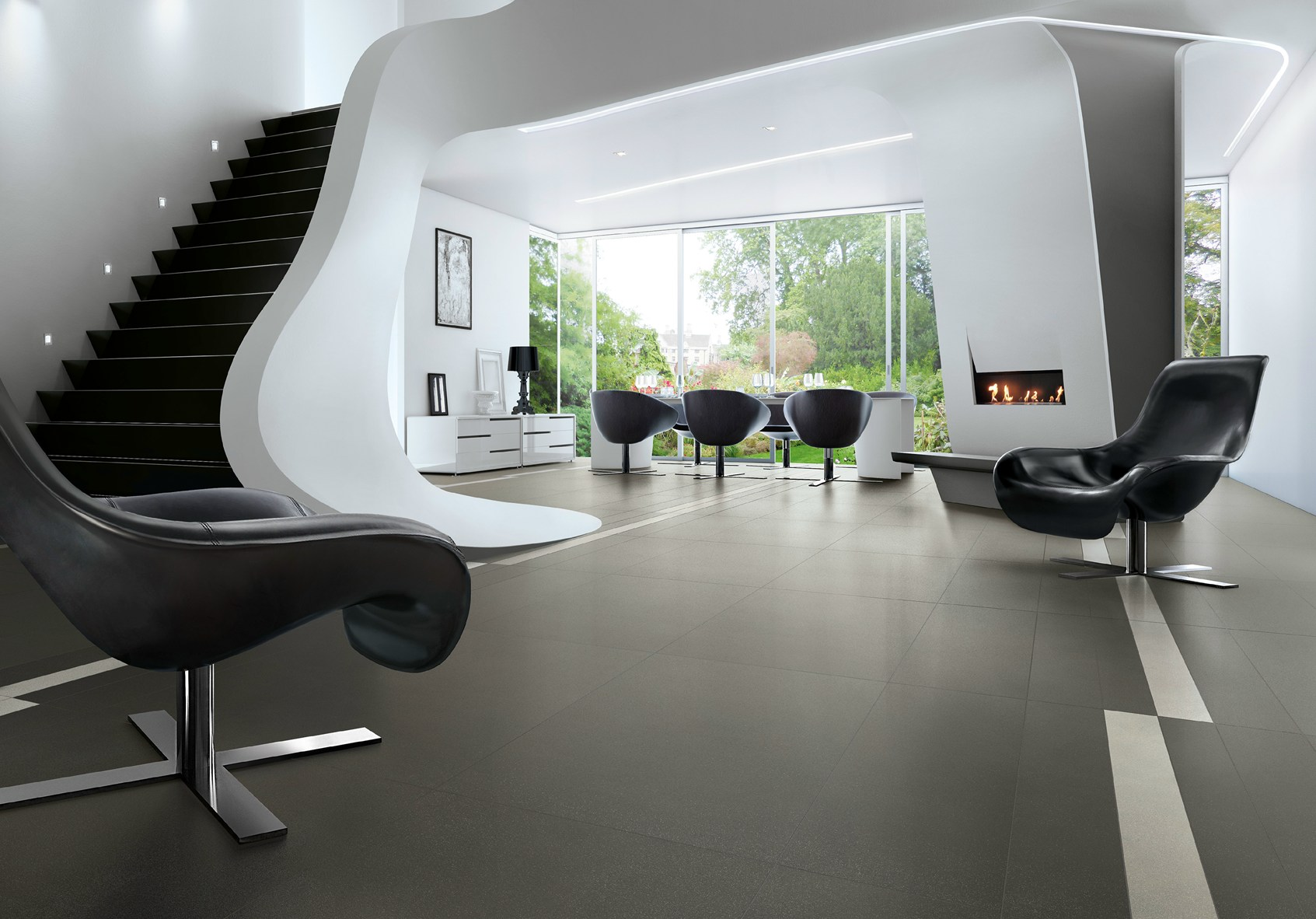 Neptuno Carrelage Of Collection Earth Par Pininfarina Sur Neptuno Carrelages