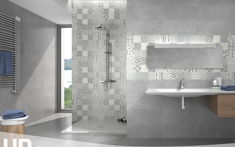 Carrelages salle de bain unicer urban for Azulejos y saneamientos mg