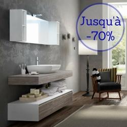 liquidation meubles de salle de bain. Black Bedroom Furniture Sets. Home Design Ideas